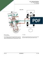 Sistema de direccion JCB