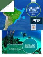Compilação de Legislação Federal sobre o meio ambiente marinho