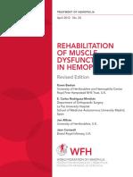 Rehabilitation of Muscle Dysfunction in Hemophilia