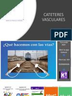 Ateneo Catéteres interdisciplinar- grupo catéteres Pedro Elizalde 2019