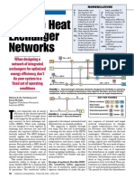 Flexible Heat Exchangers Network