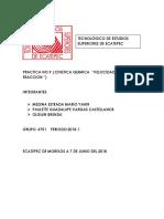 practica No. 9 Cinetica quimica (velocidad de reaccion).docx