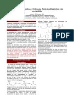 Modelo Resumo AAS e Acetanilida