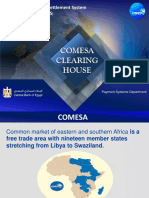 Comesa Clearing House