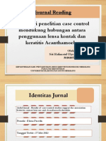 Ppt Journal Reading Muti