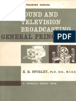 Sound And Television Broadcasting - General Principles.pdf