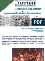 Expendio- Clase 01-Adquisición, Recepción, Dispensación y Expendio - Copia