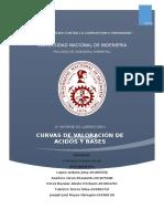 CUARTO INFORME DE LABORATORIO DE FISÍCOQUIMICA -FIA-UNI
