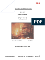 Arc Furnace Electric Operation Parameters - Unknown Author