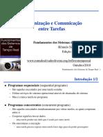 Cap 6 SincronizacaoTarefas Slides