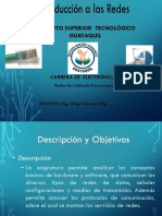 Medios y Dispositivos de Internetworking