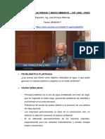 4. Conferencia de Presas y Medio Ambiente