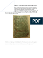 GM1914 Blog post 5 Pvt J.W. McGrath's POW scrapbook.docx