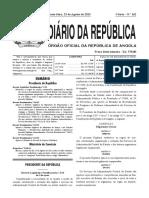 Criação,Estruturação,Organização e Extinção Dos Serviços Administrativo