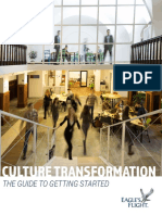 EF EB Culture Transformation - The Guide to Getting Started