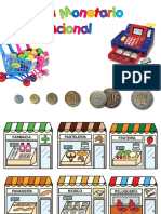 Usos Sistema Monetario de Chile Para Segundo Basico