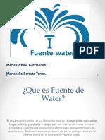Fuente Water 2