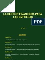 Power Point Curso Gestion Financiera