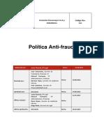 Pacasmayo Politica_anti Fraude
