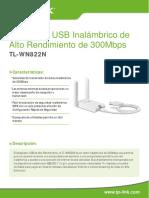 tp USB Adapter(EU1-12Languages) QIG