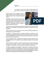 biografía de Antonio Rondon Lugo