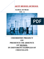 Chemistry Project Boards 2019 - 20