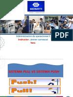 Sistema Pull vs Sistema Push
