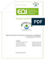 PROYECTO ENERGYM.