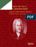 Bach - The Complete Organ Music - Herrick.pdf