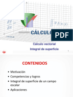 Integrales de Superficie de Campos_escalares