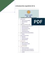 Conquista y colonización española de la Argentina.docx