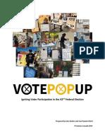 Vote PopUp