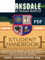 student handbook for website
