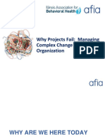 Why Projects Fail Managing Complex Change in Your Organization(1)