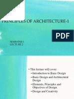 Basic Design and Elements