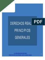 Clases - Derechos Reales Universidad de Lima