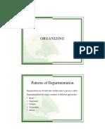 4 Organizing