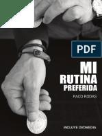 4. Paco Rodas - Rutinas - [Mi Rutina Preferida]