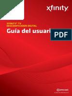 Manual Usuario Xfinity