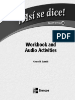 Asi Se Dice Level 1 - Workbook