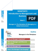 20180518100637_PPT1-Managers in the Workplace & Managing in a Global Environment
