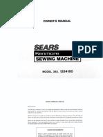 Manual Maquina de Coser