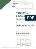 Notación y símbolos para Tubería e Instrumentación _ Lucidchart.pdf