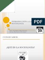 Diapositivas Sociologia Pluriculturalidad
