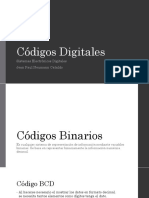 Códigos Digitales