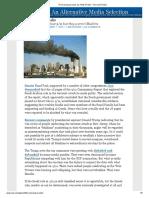 9-11 - The Dancing Israelis, By Philip Giraldi