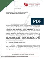 petição inicial do RHC_166960.pdf