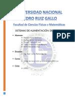 Sistemas de Alimentacion de Antenas - Grupo 5