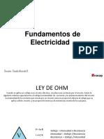 Fundamentos de Electricidad (Ley de Hom )
