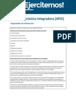 API 2 Filosofía